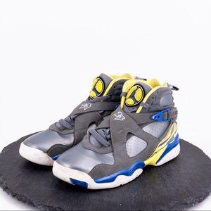 Jordan Retro 8 Laney Women's Shoes Size 8.5
